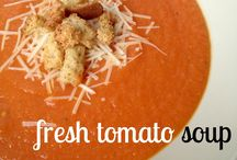 things to make with tomatoes