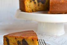 FOOD | zucca / pane torte