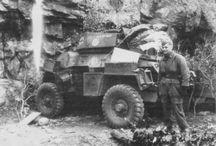 WW2 - CAPTURED VEHICLES - GERMANY