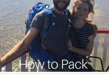 Packing smarter... / Ideas for packing smarter and lighter.