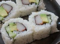 sushi / by Jane Giddens
