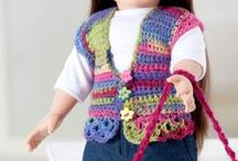 American Girl Crochet / by Betty Burke