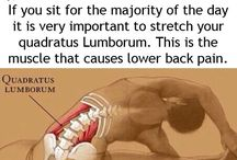 Lower back Pin  and remedy