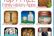 Genealogy / Family Tree Stuff