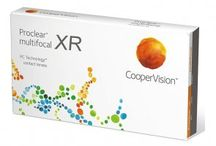 """Proclear Multifokal XR 3 Stk. / Die progressiven Kontaktlinsen Proclear™ Multifocal XR sind geeignet für die Prespyopiekorrektur.            Sie haben ein breites Spektrum der sphärischen Stärke von -20,00 bis zu + 20,00 Dioptrien und die Zugabe von der Stärke von +1,00 bis zu +4,00 Es gibt zwei Typen der Linsen """"D"""" für das dominante Auge (die zentrale Zone im Ferne) und der Typ """"N"""" für das begleitende Auge (die zentrale Zone für die Nähe)."""