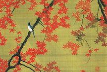 日本画 Japanese Art