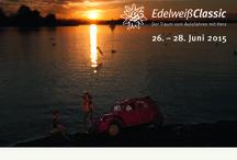 Edelweiß Classic 2015 / Der Traum vom Autofahren mit Herz - vom 26.06. bis 28.06.2015 in Berchtesgaden. Titelfoto: Uwe Kurenbach.
