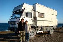 truck 4x4 traveller