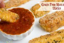 GF Snack/Appetizer / GF = GRAIN FREE / by foodie Katie