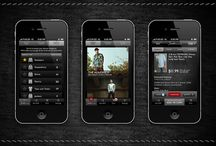 Screenshots of some of our iPhone Apps