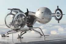 Vehicles sci fi