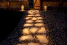 Kamene svetelne vchody