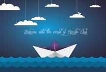 Roxelle club illustrations / Roxelle club minimalists illustrations