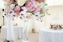 beautiful floral wedding centerpieces