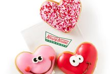 Valentine's Day 2017 / Made with Love: Heart-Shaped Doughnuts Debut in US/CAN #SayItWithDoughnuts