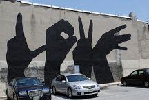 Graffiti and Street Art / by Cindy