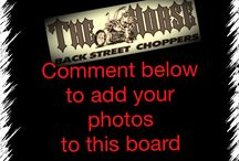 Add your photos here / Comment here if you would like to be added as a contributor to this board. Please note: You must be following us for Pinterest to allow us add you! #thehorsebackstreetchoppers #thbc #thehorsebc