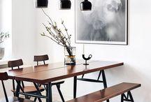 Kauniita huonekaluja