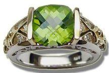 Peridot / Peridot Rings & Jewelry