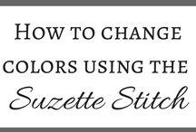 Hvordan skifte farge