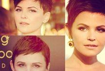 korta fräcka frisyrer