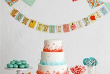 Party Ideas / by Donna Bzibziak