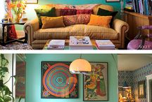 Bohemain style / If you like color, you definitely like bohemian style
