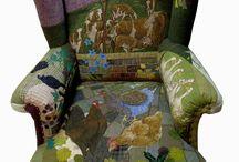Идеи для мебели...Кресло!