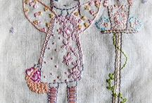 Embroidery / A board dedicated to the stunning art of embroidery