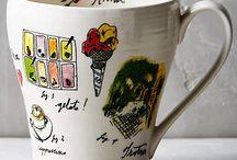 Mugs...etc