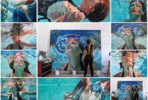 Artistas del agua