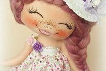 facce bambole