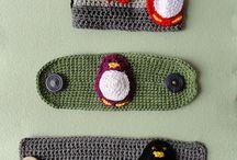 Penguın crochet