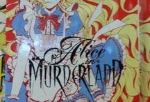 Alice in Murderland Tome 1