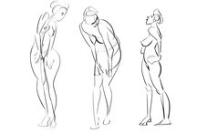 Gesture drawing / Quick sketch