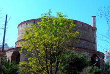 Rotunda Thessaloniki / History