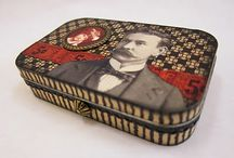 boxes made of ticky tacky / by Barbara Cardona