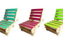 Pallet designs / My future pool furniture and dog house