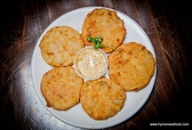 Recipes / Seafood to Fried Green Tomatoes