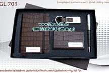 Giftsets / Manufacturer and supplier of Promotional Gifts, Corporate gifts, Wooden gifts, Leather Gifts.   Visit our Website : http://www.ideagifts.in/339-promotional-products