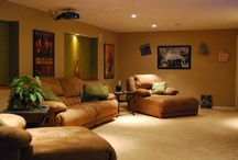 Family Room Ideas / by Shelley