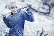 moon child / aesthetics about jack frost (rise of the guardians)
