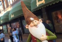 Monty The Gnome Visits.... / See where Monty, our gnome mascot visits on his travels.