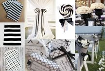 Black & White / Allestimenti in bianco e nero