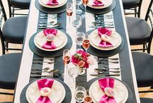 Decorate this - table settings