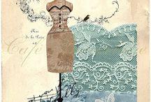 Affiche Haute Couture