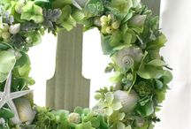 Wreath summer