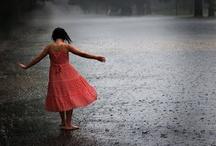 Chove chuva! / The beauty of rainy days!