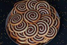 spirales biscuits noêl