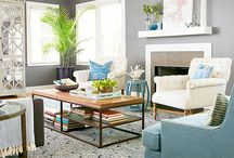 Be Inspired // Living Spaces